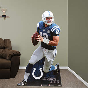 Andrew Luck Life-Size Stand Out