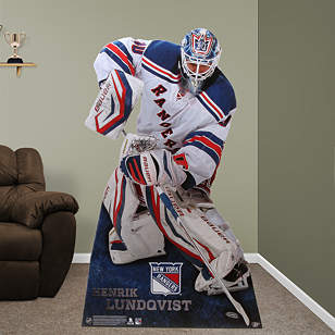 Henrik Lundqvist Stand Out