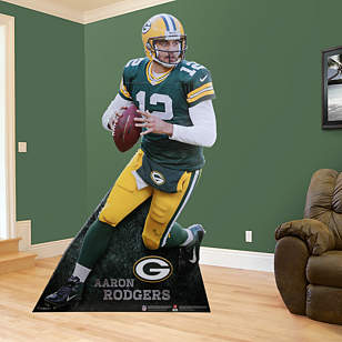 Aaron Rodgers Stand Out