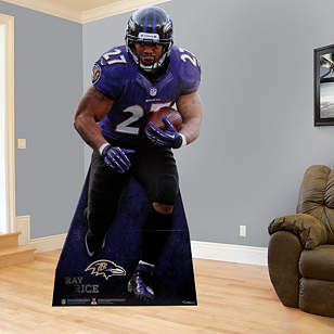 Ray Rice Stand Out