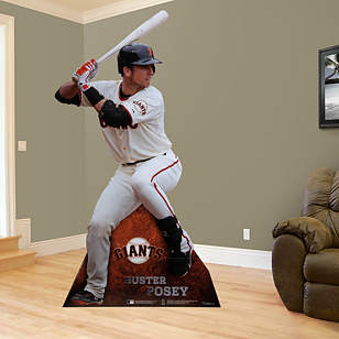 Buster Posey Stand Out