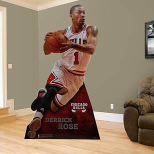 Derrick Rose Stand Out
