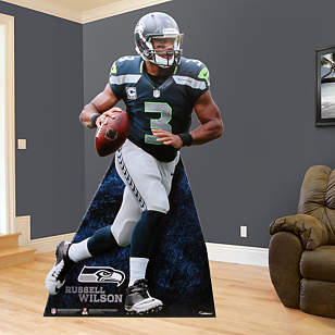 Russell Wilson Stand Out