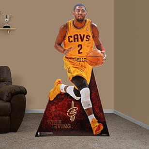Kyrie Irving Stand Out