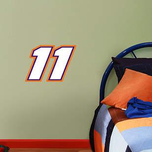 Denny Hamlin #11 Logo Teammate