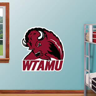 West Texas A&M Buffalos Logo