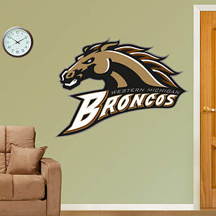 Western Michigan Broncos Logo
