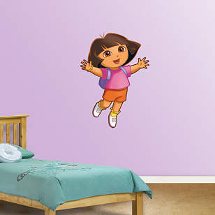Dora the Explorer - Fathead Jr.