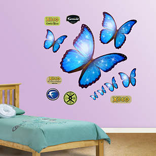 Butterfly - Morpho Blue