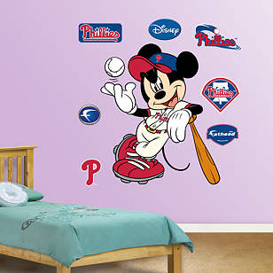 Mickey Mouse - Philadelphia Phillie