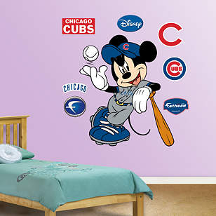 Mickey Mouse - Chicago Cub