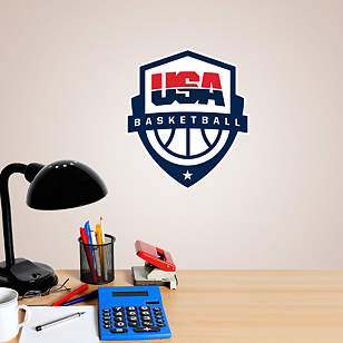 USA Basketball Logo Teammate
