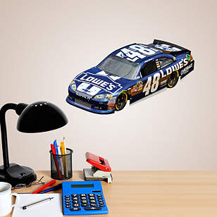 Jimmie Johnson #48 Lowes Car 2012 Teammate