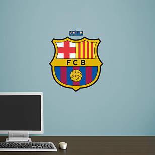 FCBarcelona Crest Teammate