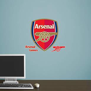 Arsenal Crest - Fathead Teammate