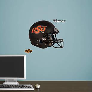 Oklahoma State Cowboys Black Helmet Teammate