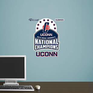 UConn 2013 NCAA® Women's Division 1 National Champion Teammate