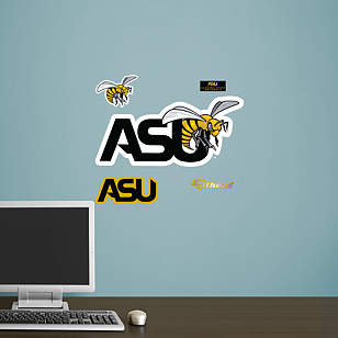 Alabama State Hornets Logo Teammate