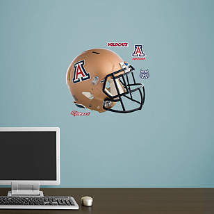 Arizona Wildcats Teammate Copper Helmet