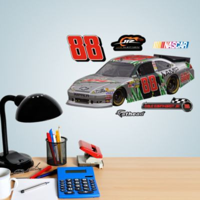 Dale Earnhardt Jr. #88 Car Teammate  Fathead Decal