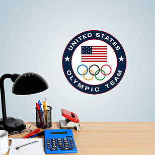 US Olympic Team 2012 Logo Teammate