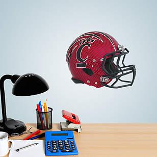 Cincinnati Bearcats Carbon Fiber Helmet Teammate