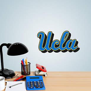 UCLA Bruins Script Teammate