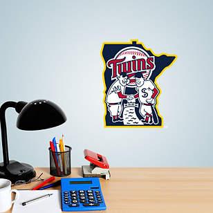 Minnesota Twins Alternate Logo Teammate