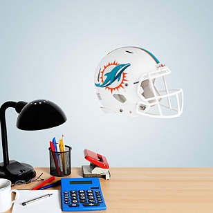 Miami Dolphins 2013 Helmet Teammate