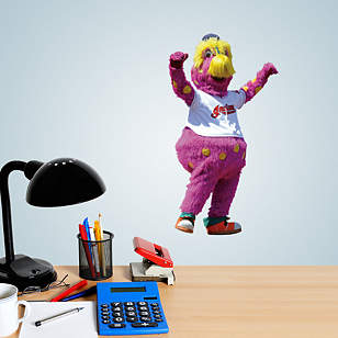 Cleveland Indians Mascot: Slider Teammate