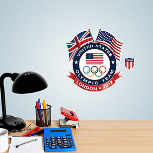 US Olympic Team - London 2012 Teammate Logo