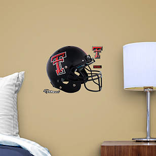 Texas Tech Red Raiders Teammate Black Helmet