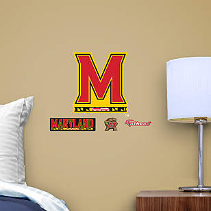Maryland Terrapins Teammate Alternate Logo