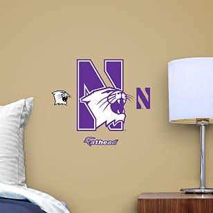 Northwestern Wildcats Teammate Logo