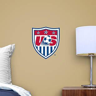 US Soccer Teammate Crest