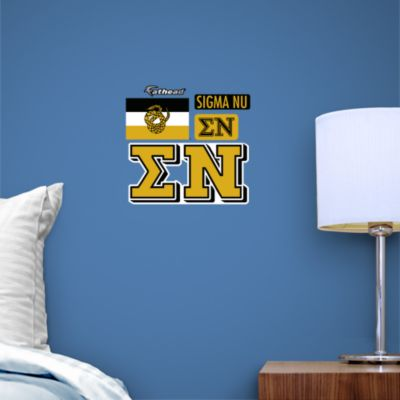 Wichita State Shockers Teammate Logo Fathead Decal
