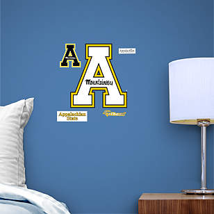 Appalachian State Mountaineers Teammate Logo