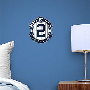 Derek Jeter Teammate Logo