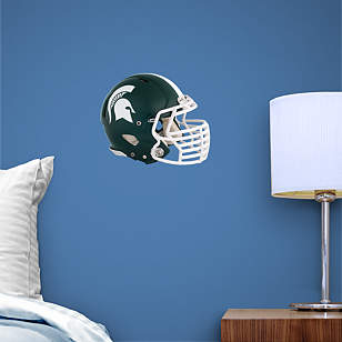 Michigan State Spartans Teammate Helmet
