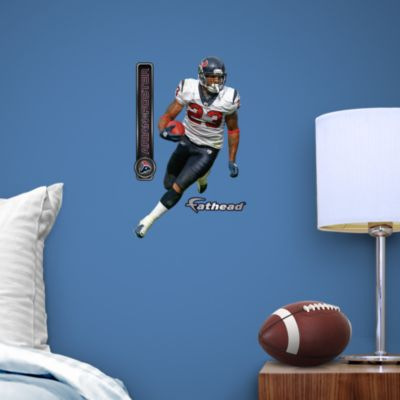Troy Polamalu Teammate Fathead Decal