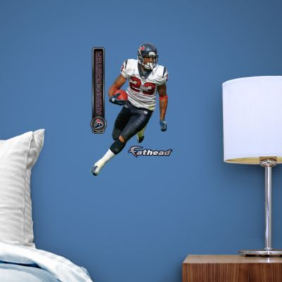 The Rock - Kids Teammate Fathead Decal