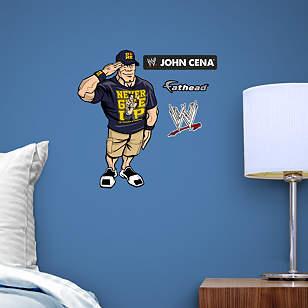 John Cena - Kids Teammate
