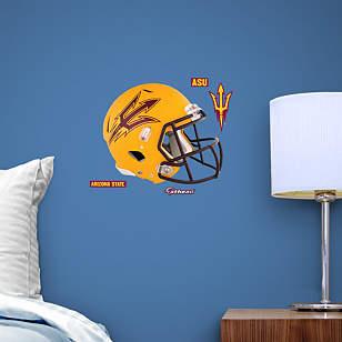 Arizona State Sun Devils Teammate Gold Helmet