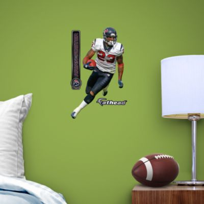 University of North Dakota Teammate Fathead Decal