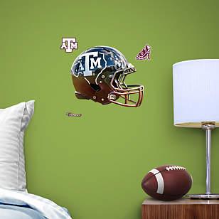 Texas A&M Aggies State Helmet Teammate