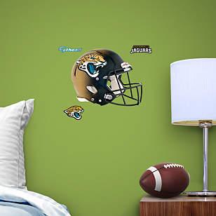 Jacksonville Jaguars 2013 Helmet Teammate