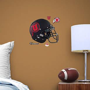 Utah Utes Teammate Helmet