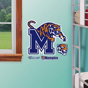 Memphis Tigers Teammate Logo