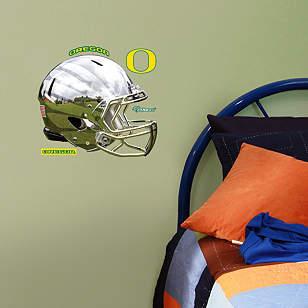 Oregon Ducks 2012 Rose Bowl Helmet Teammate