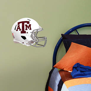 Texas A&M Aggies White Helmet Teammate